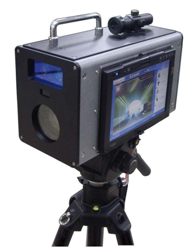 Control de velocidad: radar láser para evidencias de infracciones