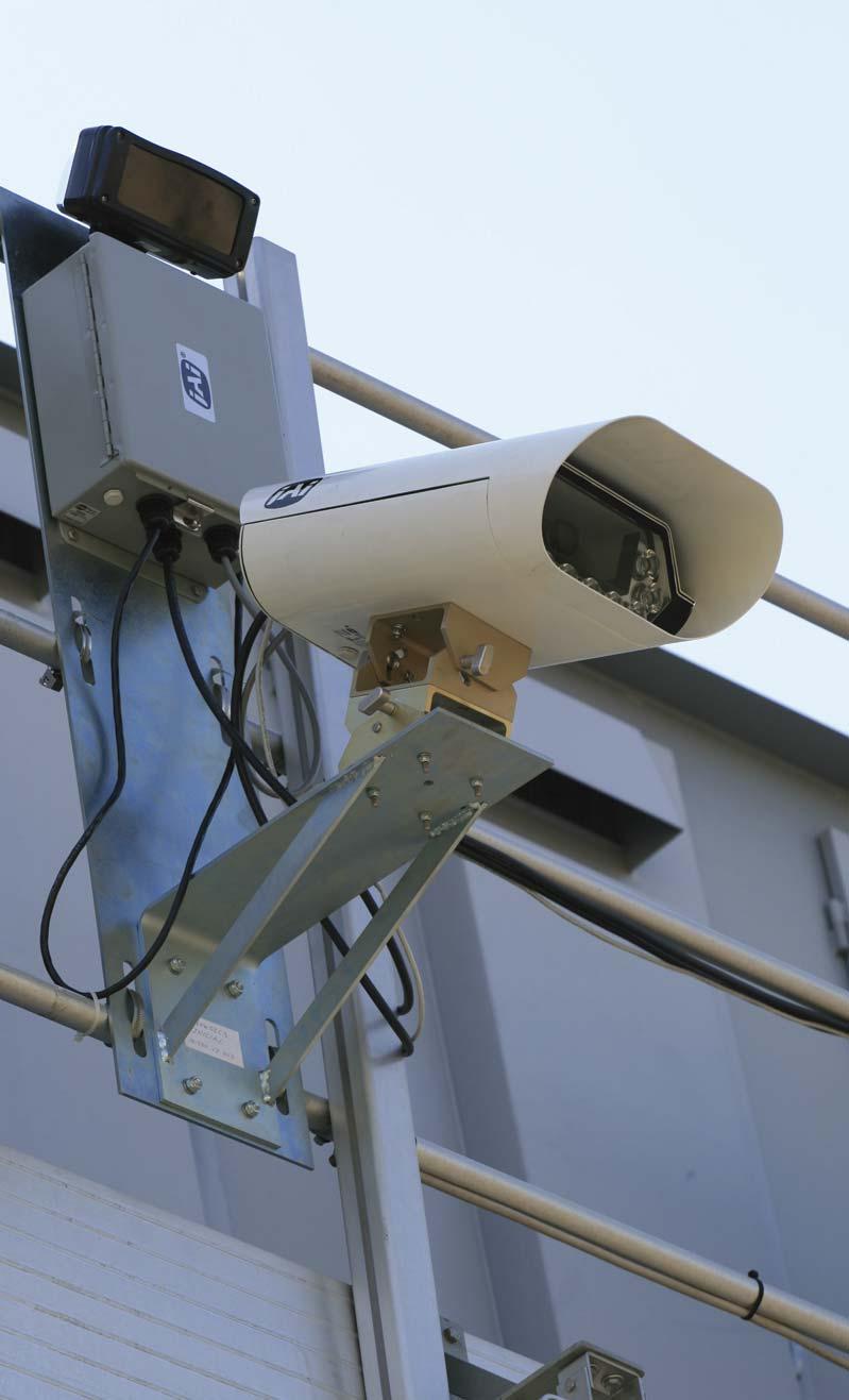 Control de velocidad: radar de tramo Velomed para evidencias de infracciones