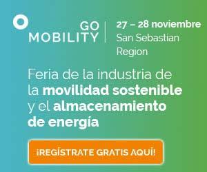 GoMobility Feria de la industria de la movilidad sostenible y el almacenamiento de energía